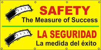 Safety The Measure of Success (English and Spanish) - SBS550