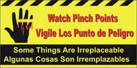 Watch Pinch Points (English and Spanish) - SBS585