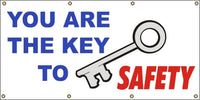 You Are The Key To Safety - SBS018