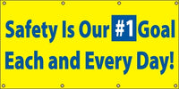 Safety Is Our #1 Goal - SBS021