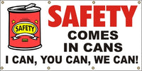 Safety Come In Cans, I Can, You Can, We Can - SBS027