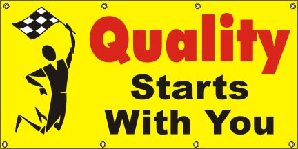 Quality Starts With You - SBS034