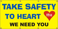 Take Safety To Heart - SBS035
