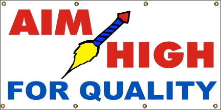 Aim High For Quality - SBS036