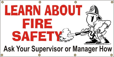 Learn About Fire Safety - SBS038
