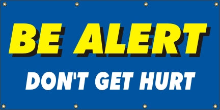 Be Alert - Don't Get Hurt - SBS042
