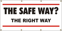 The Safe Way? - The Right Way - SBS043