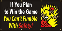 If You Plan To Win The Game, Don't Fumble With Safety - SBS044