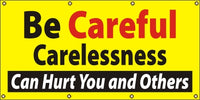 Be Careful, Carelessness Can Hurt You And Others - SBS048