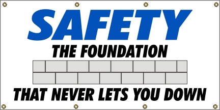Safety The Foundation That Never Lets You Down - SBS050
