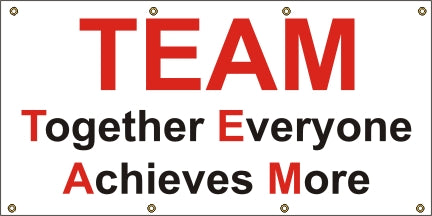 Team - Together Everyone Achieves More - SBS056