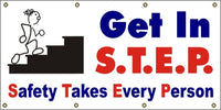 Get in STEP - Safety Takes Every Person - SBS057