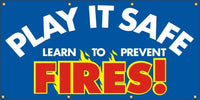 Play It Safe, Learn to Prevent Fires - SBS062