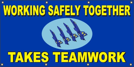 Working Safety Together, Requires Teamwork - SBS065