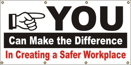 You Can Make The Difference In Creating A Safer Workplace - SBS068