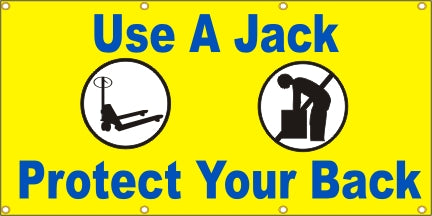 Use a Jack, Protect Your Back - SBS072