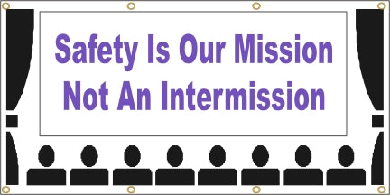Safety Is Our Mission, Not An Intermission - SBS075