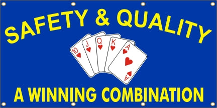 Safety & Quality, A Winning Combination - SBS076