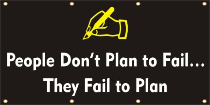 People Don't Plan To Fail, They Fail To Plan - SBS078