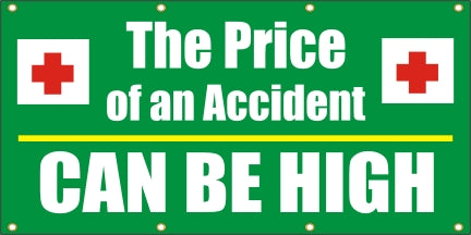 The Price Of An Accident, Can Be High - SBS084