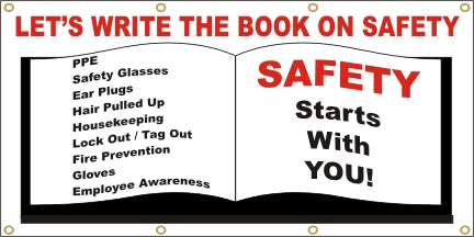 Let's Write The Book On Safety - SBS101