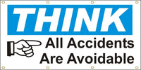 Think - All Accidents Are Avoidable - SBS103