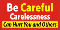 Be Careful, Carelessness Can Hurt You And Others - SBS105