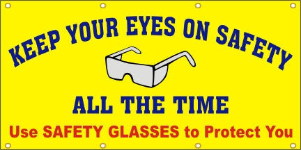 Keep Your Eyes On Safety All The Time - SBS109