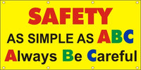 Safety As Simple As ABC, Always Be Careful - SBS115