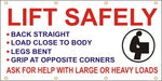 Lift Safely, Ask for Help With Heavy Loads - SBS122