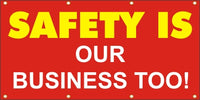 Safety Is Our Business Too! - SBS124
