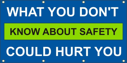 What You Don't Know About Safety Could Hurt You - SBS137