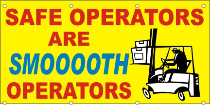 Safe Operators Are SMOOOOTH Operators - SBS146