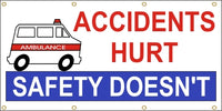 Accidents Hurt, Safety Doesn't - SBS158