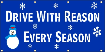 Drive With Reason Every Season - SBS159