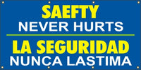 Safety Never Hurts (English and Spanish) - SBS502