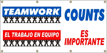 Teamwork Counts (English and Spanish) - SBS506