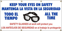 Keep Your Eyes On Safety All The Time (English and Spanish) - SBS532