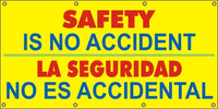 Safety Is No Accident (English and Spanish) - SBS564