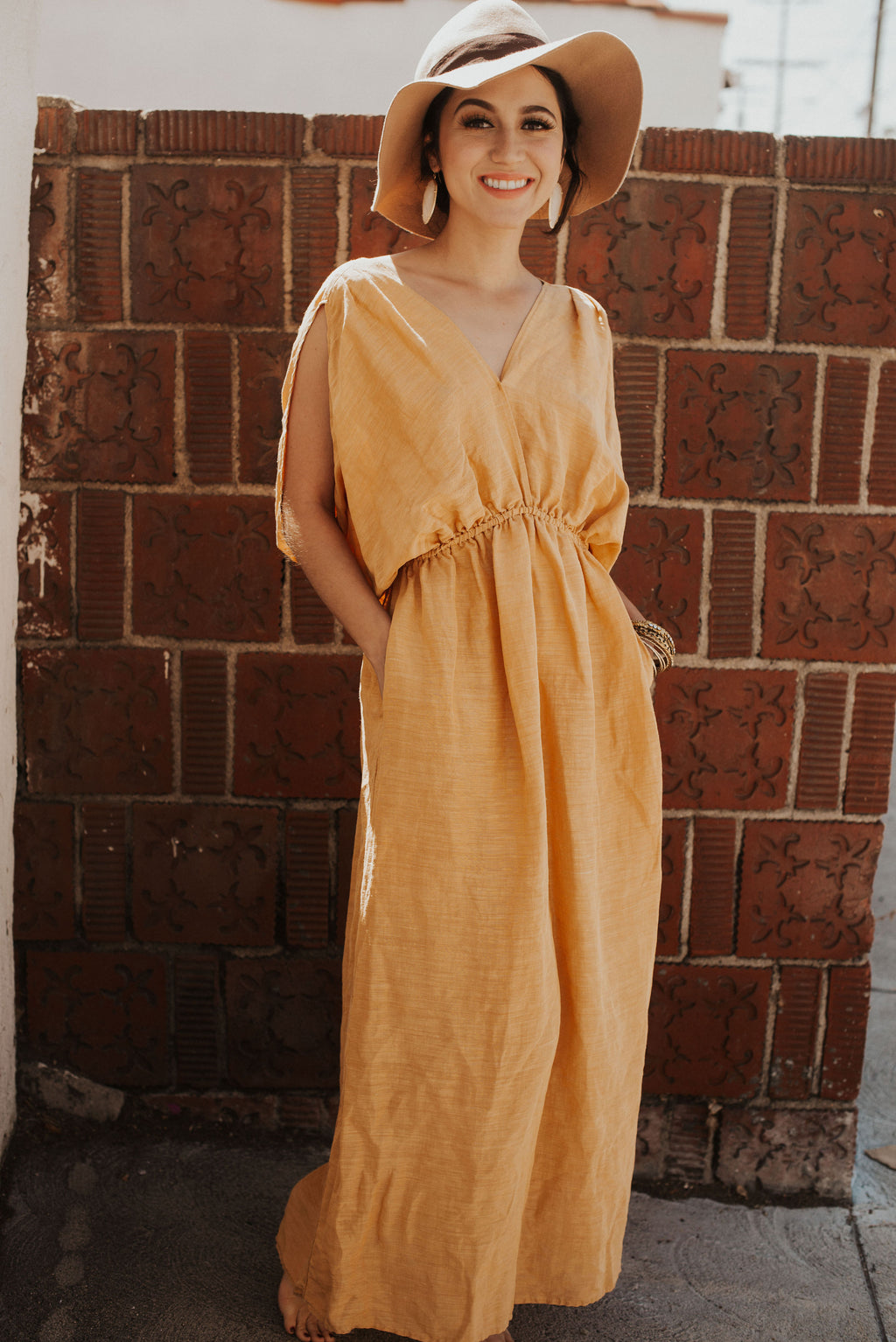 ALICE -  Grecian Dress - Silk Blend