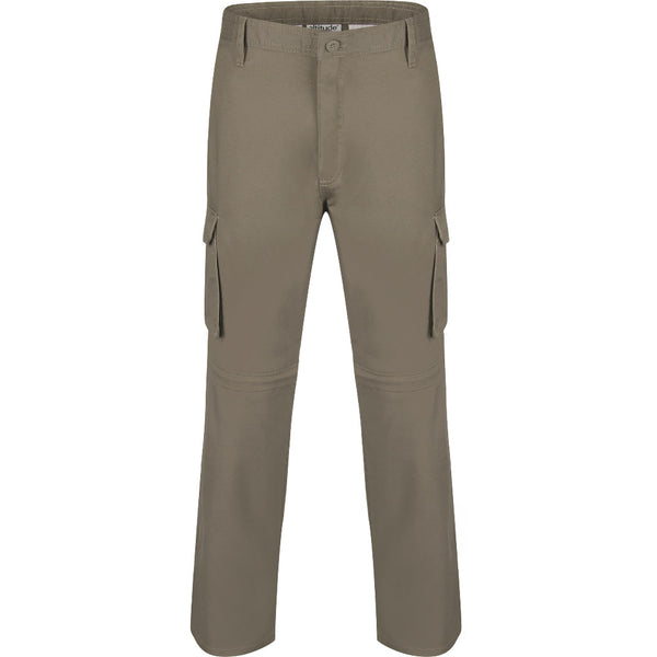 ALTITUDE Mens 2-in-1 Cargo / Bermuda Zip Off Pants - DEFIANT Fashion™