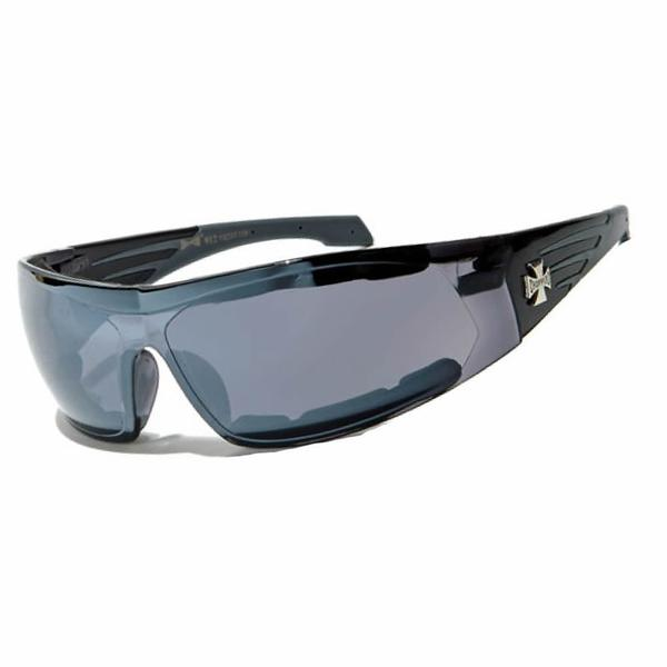 CHOPPERS Sunglasses - Black - DEFIANT Fashion™