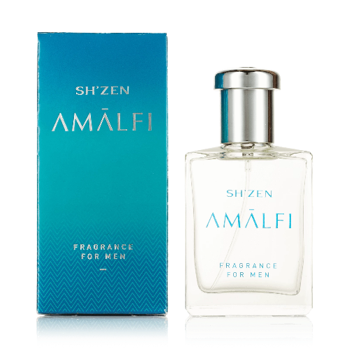 SHZEN MEN Amalfi Fragrance