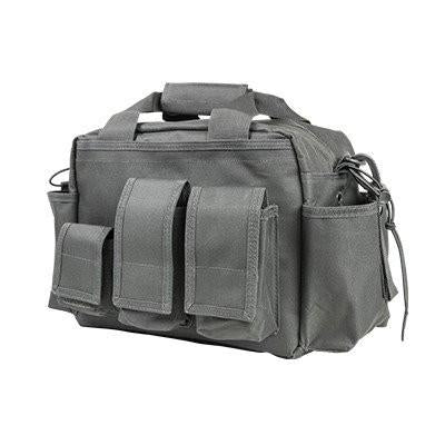 NCSTAR Operators Field/Range Bag - Grey Edition - DEFIANT Fashion™