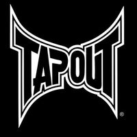 TAPOUT Fight Company Cotton T-Shirt - Black [BACK ORDER] - DEFIANT Fashion™