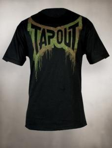 TAPOUT Guerrilla Warfare Cotton T-Shirt - Black : Small [BACK ORDER] - DEFIANT Fashion™