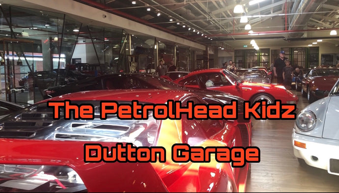 We show you around Dutton Garage supercar collection [TPHK EP 03]
