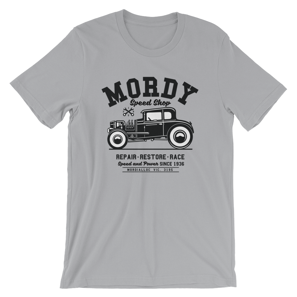 Hotrod T-Shirt Adult