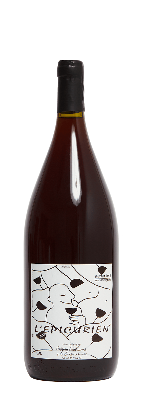 Gregory Guillaume Lepicurien 2017 Magnum
