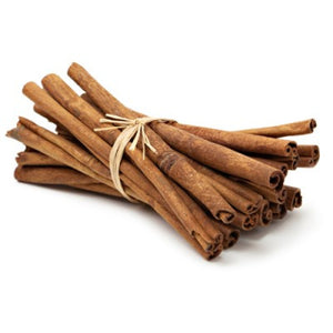 The health benefits of cinnamon sticks